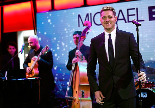 NBC Michael Buble Holiday Special, Holiday TV Specials