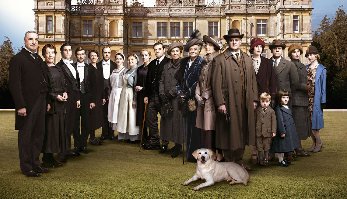 Downton Abbey, Binge Worthy TV