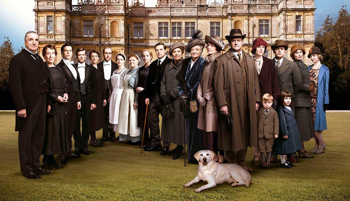 Downton Abbey, Binge Worthy TV