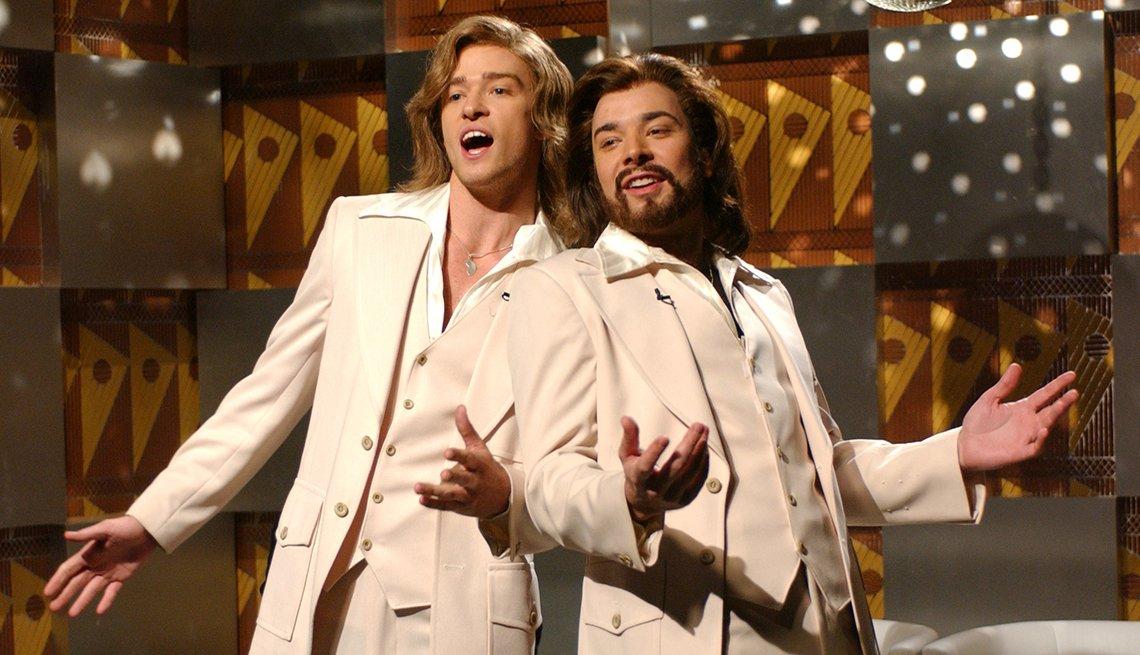 Jimmy Fallon, Justin Timberlake, Saturday Night Live, SNL 40, comedy television