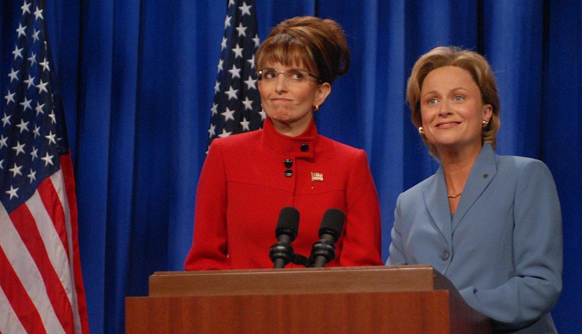 Tina Fey, Amy Poehler, Saturday Night Live, SNL 40, comedy television
