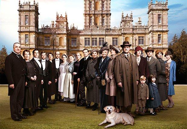 Bingeworthy TV- Downton Abbey
