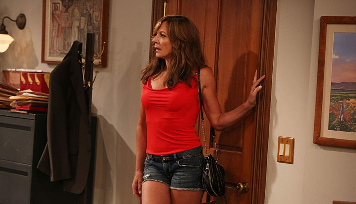 2015 Women to Watch, Allison Janney