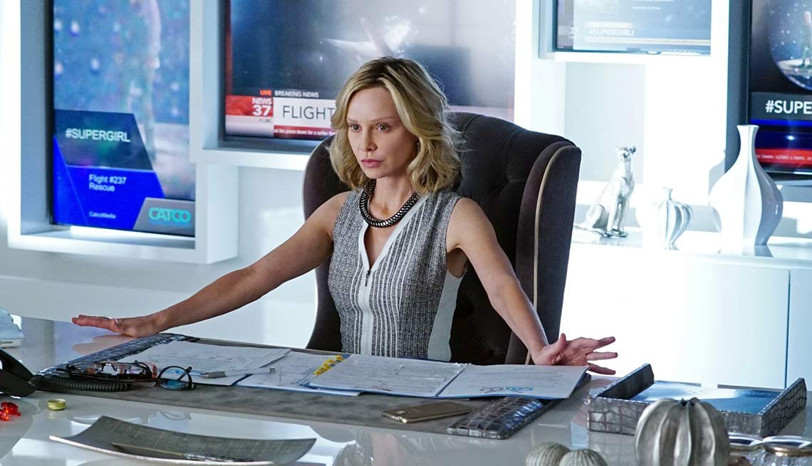 2015 Women to Watch, Calista Flockhart