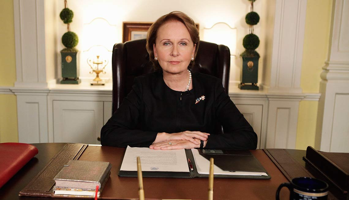 2015 Women to Watch, Kate Burton