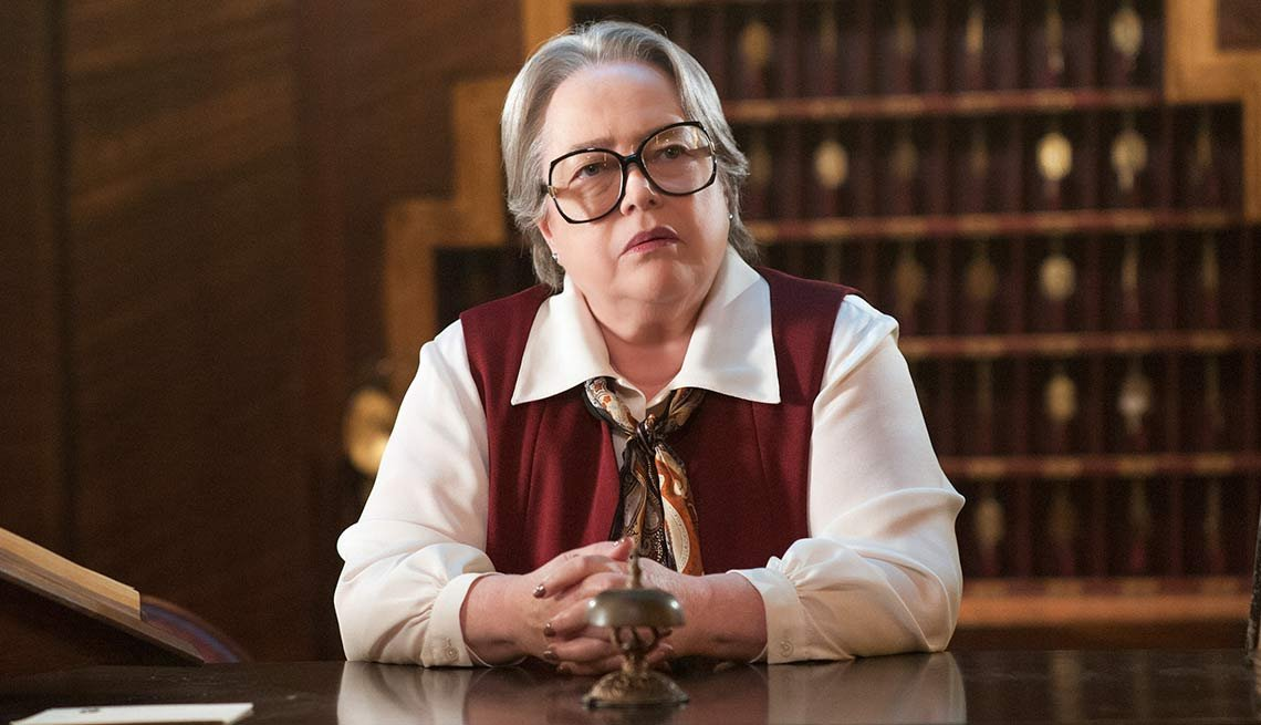 2015 Women to Watch, Kathy Bates