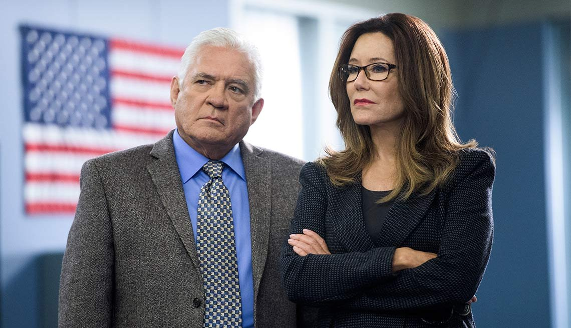 2015 Women to Watch, Mary McDonnell