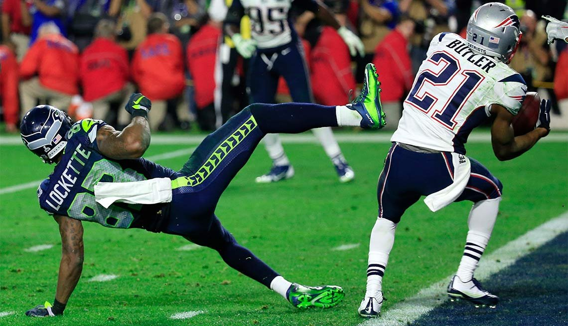 Fearless Super Bowl Plays, SUPER BOWL XLIX