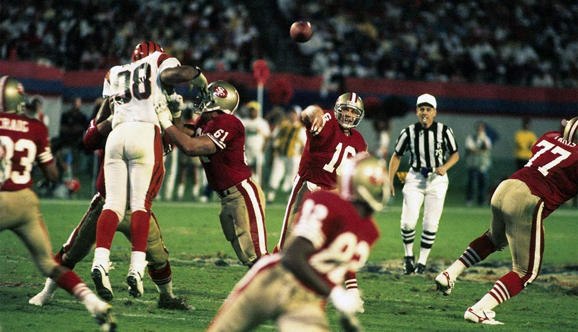 Fearless Super Bowl Plays, SUPER BOWL XXIII