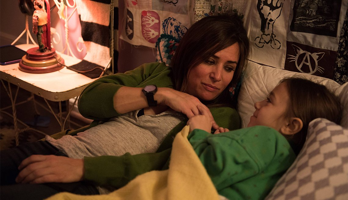 Pamela Adlon and Olivia Edward in 'Better Things'
