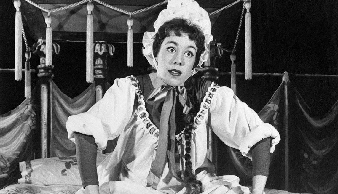 Carol Burnett Through the Years (she's turning 80)