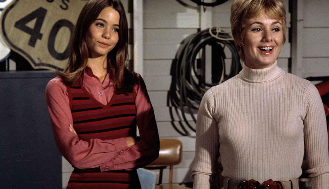 Great Mother-Daughter TV Pairs
