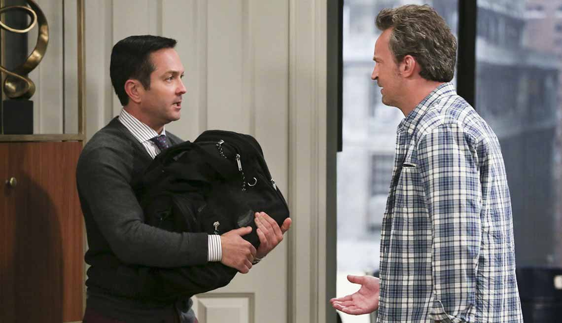 Spring TV Preview 2016, The Odd Couple