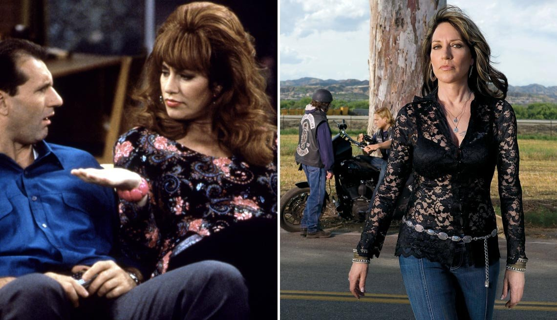 80's TV Moms, Katey Sagal