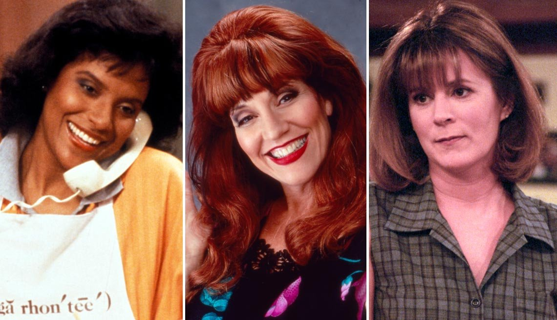 80's TV Moms, Katey Sagal, Phylicia Rashad, Patricia Richardson