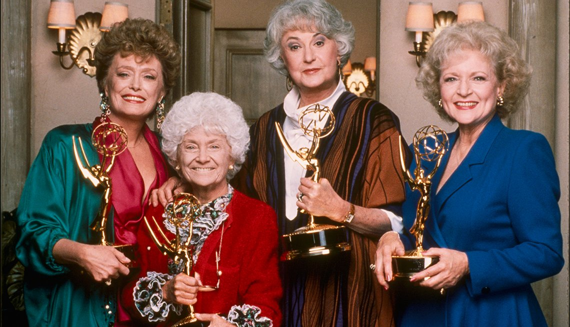 'Golden Girls' Café Opens