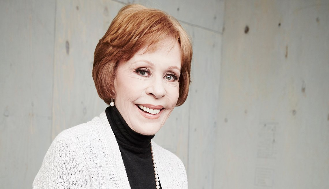 Carol Burnett Ready for Return to TV