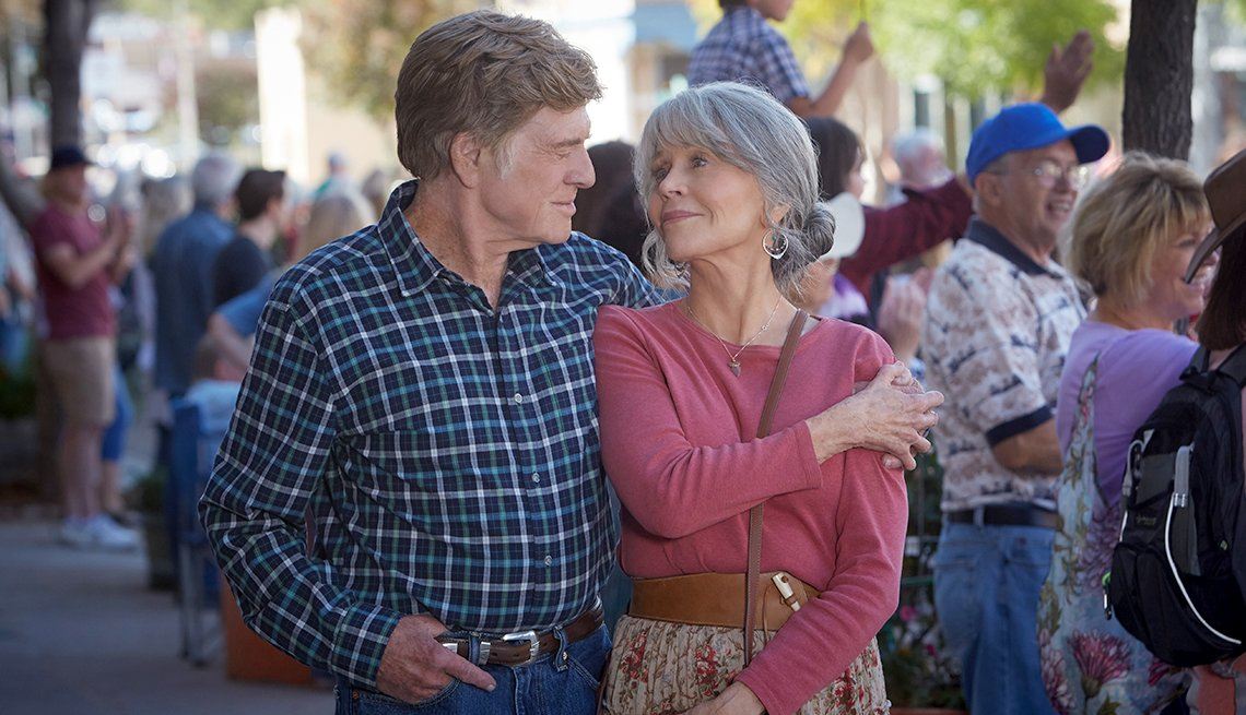 Robert Redford and Jane Fonda in 'Our Souls at Night'