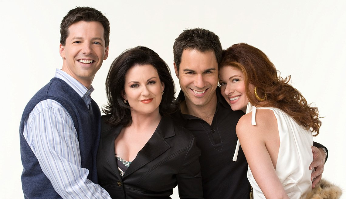 Cast of 'Will and Grace'