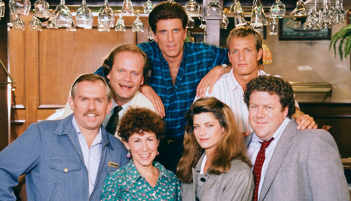 Cast of 'Cheers':  Where Are They Now?