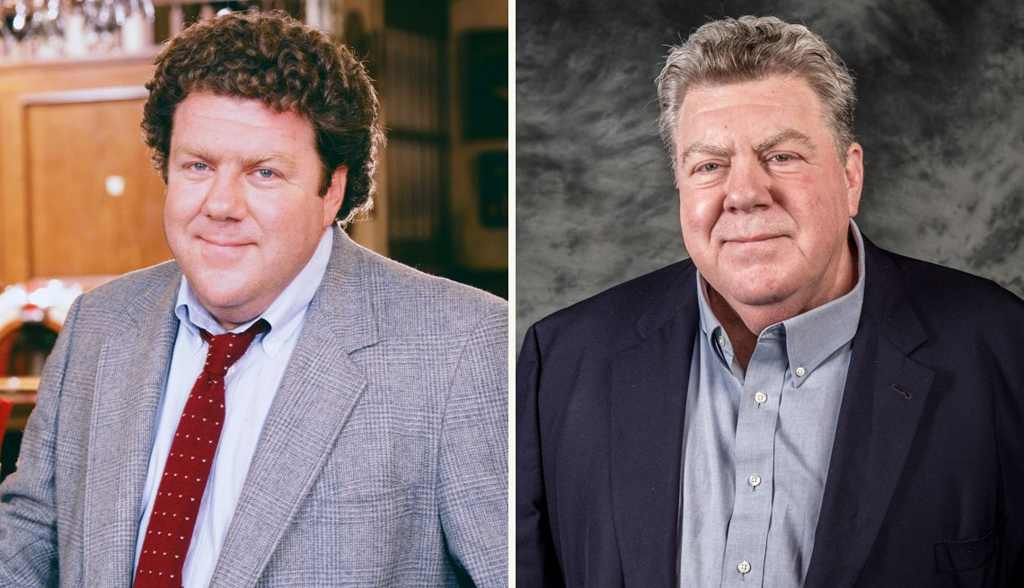 George Wendt, 68 (Norm Peterson)