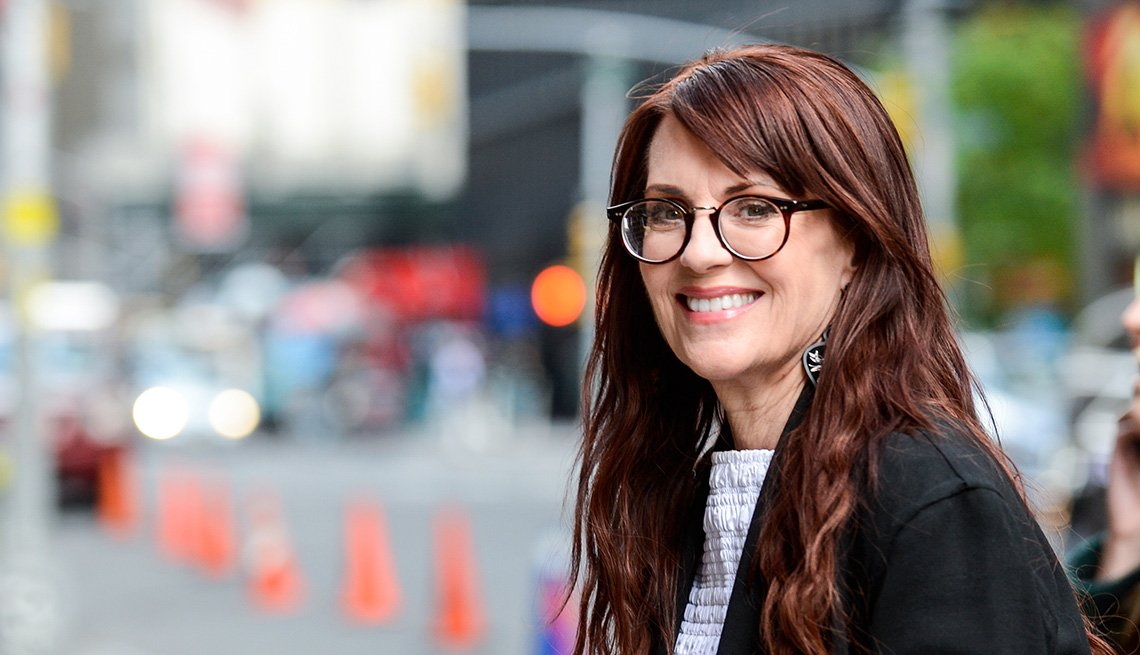 Megan Mullally: 'There's no such thing as too old'