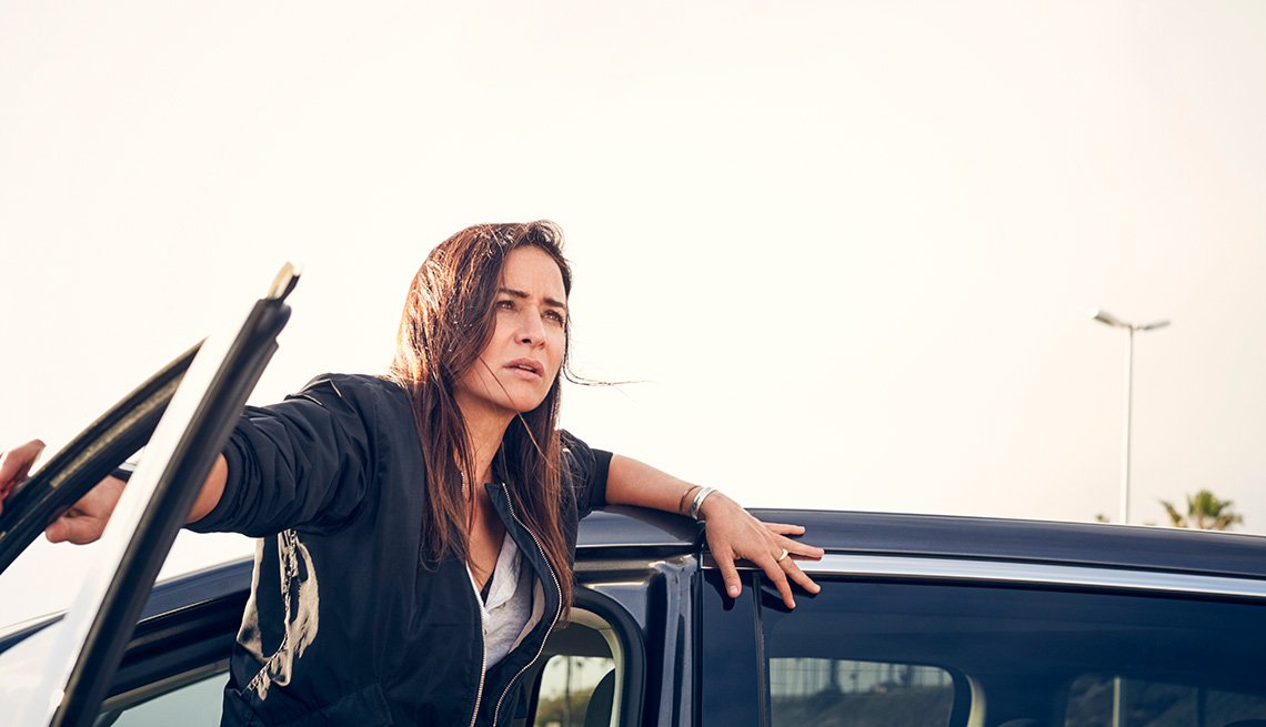 Pamela Adlon creater and star of 'Better Things' on FX