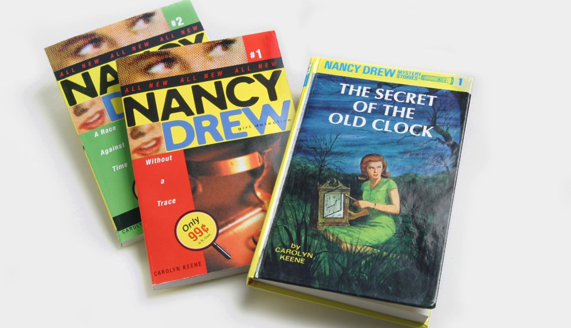 New NBC Series about mature Nancy Drew