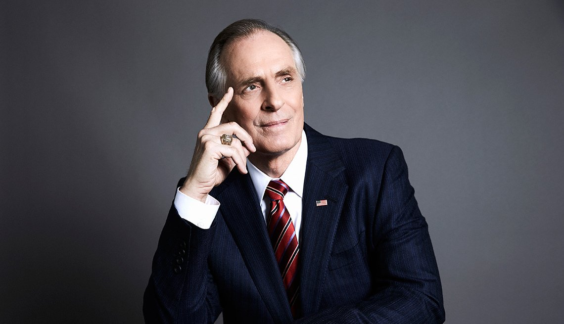 Keith Carradine in 'Madam Secretary'