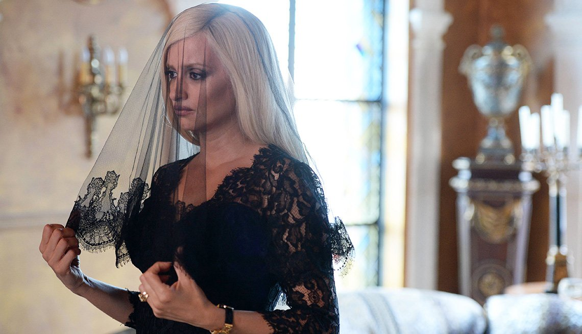 Penélope Cruz en una escena de The Assassination of Gianni Versace: American Crime Story