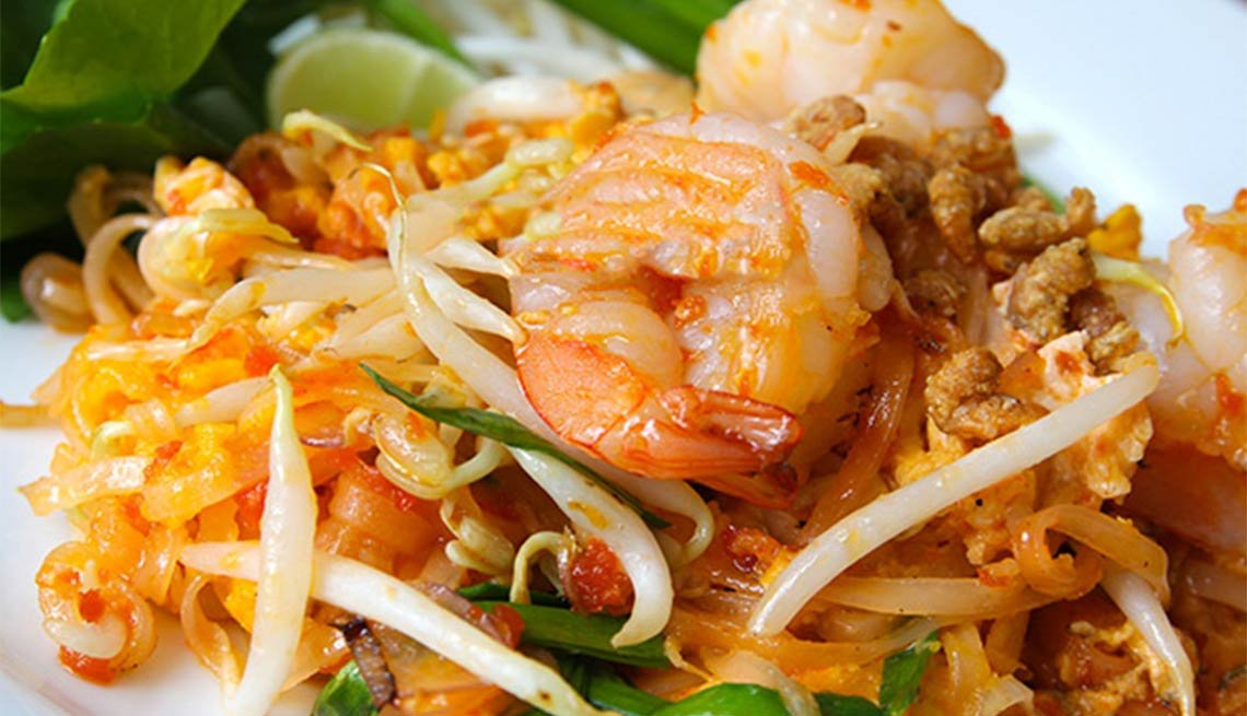Pad Thai from Thailand