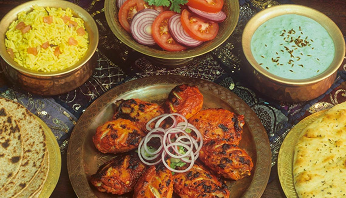 Tandoori Chicken from India