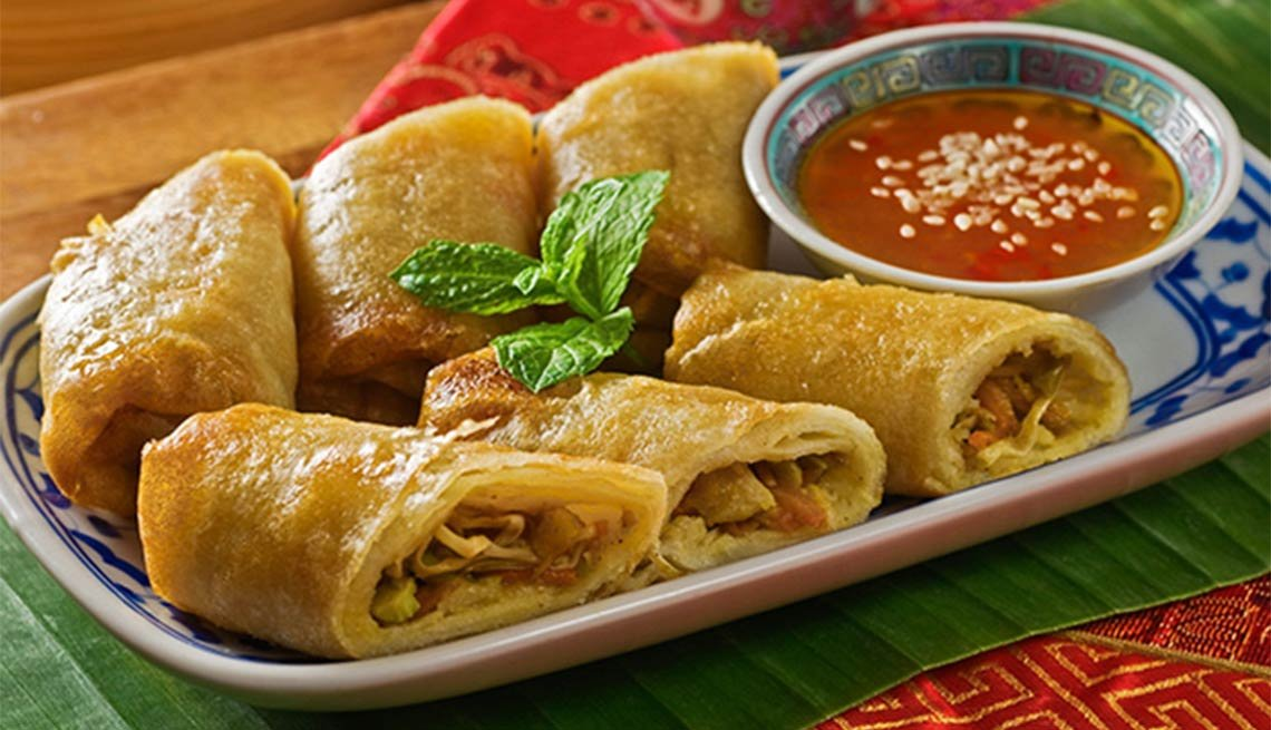 Lumpia from The Philippines