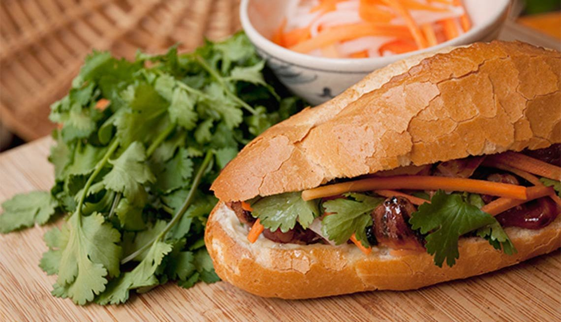 Banh Mi from Vietnam