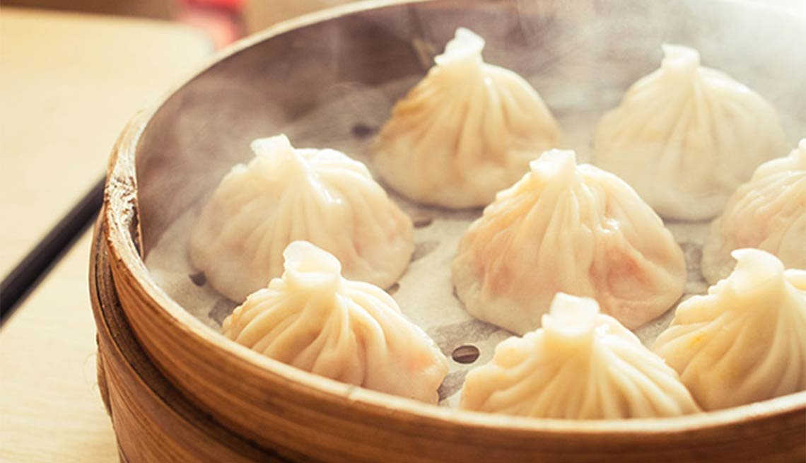 Xiao Long Bao from China