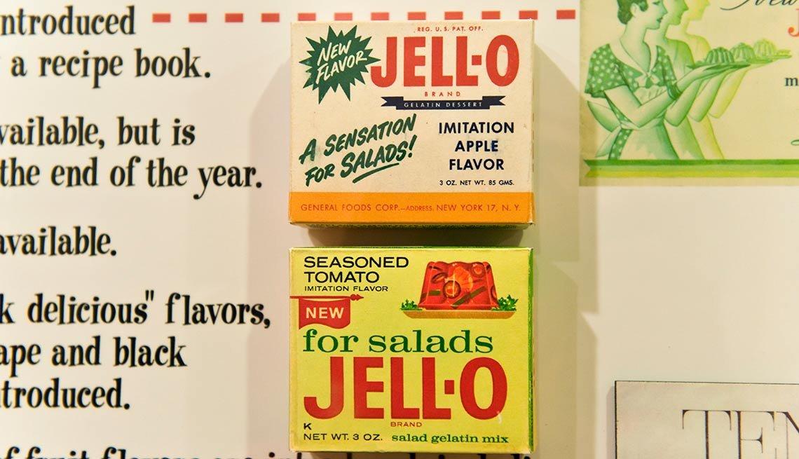 Jello Ensalada de gelatina