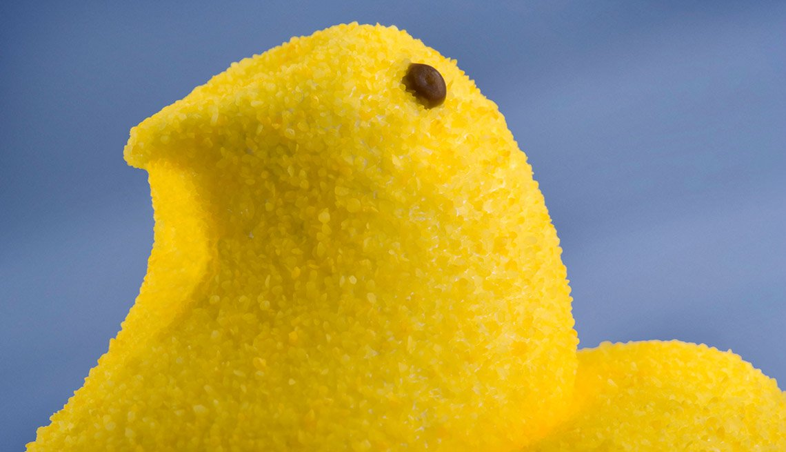 Yellow Peep, Easter candy, Things You Didn't Know About Peeps