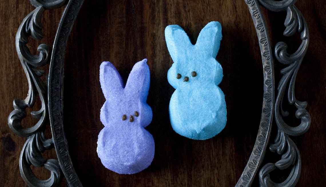 Peeps in a frame, Things You Didn't Know About Peeps