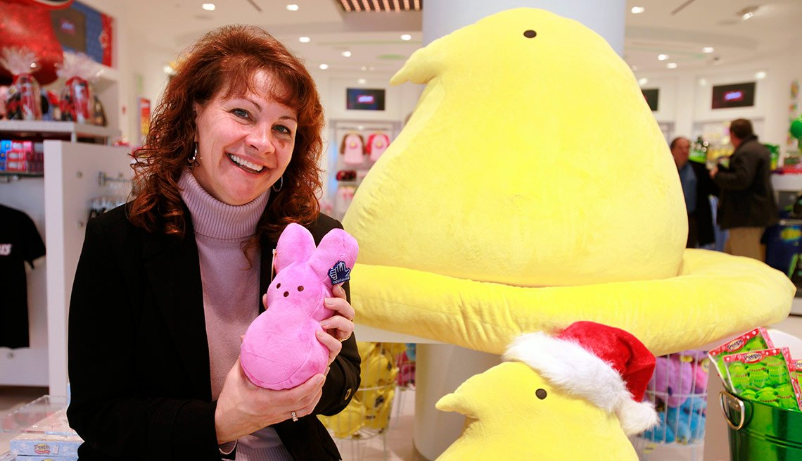 Peeps Store, gift shop, Things You Didn't Know About Peeps