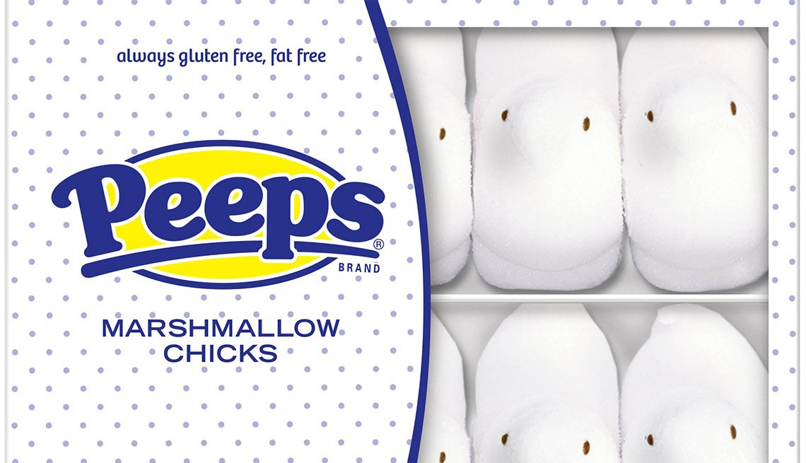 White Peeps in a package, Things You Didn't Know About Peeps