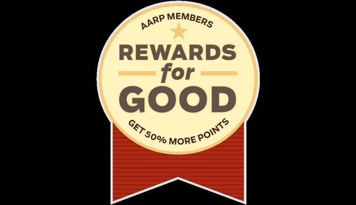 Rewards for Good badge
