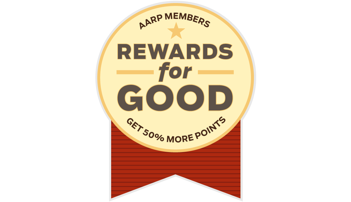 Rewards for Good badge