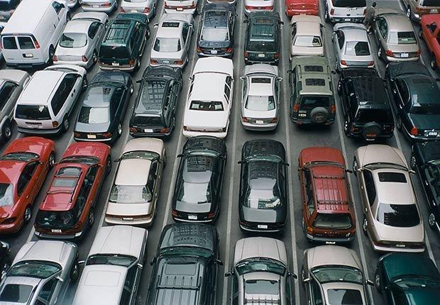 Autos estacionados - Trucos para recordar las cosas cotidianas - Mejorar la memoria