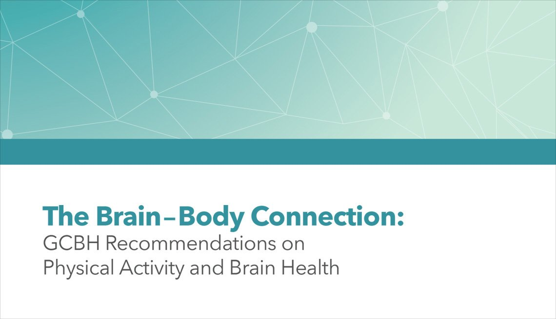 GCBH brain-body connection physical activity on brain health