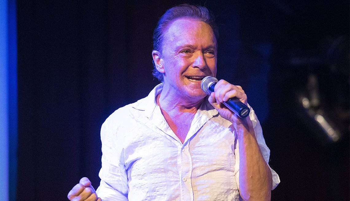 David Cassidy Battling Dementia