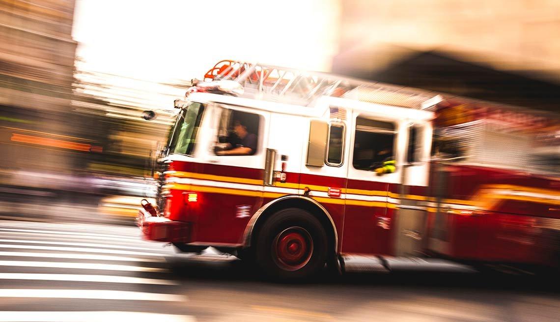 Camión de rescate