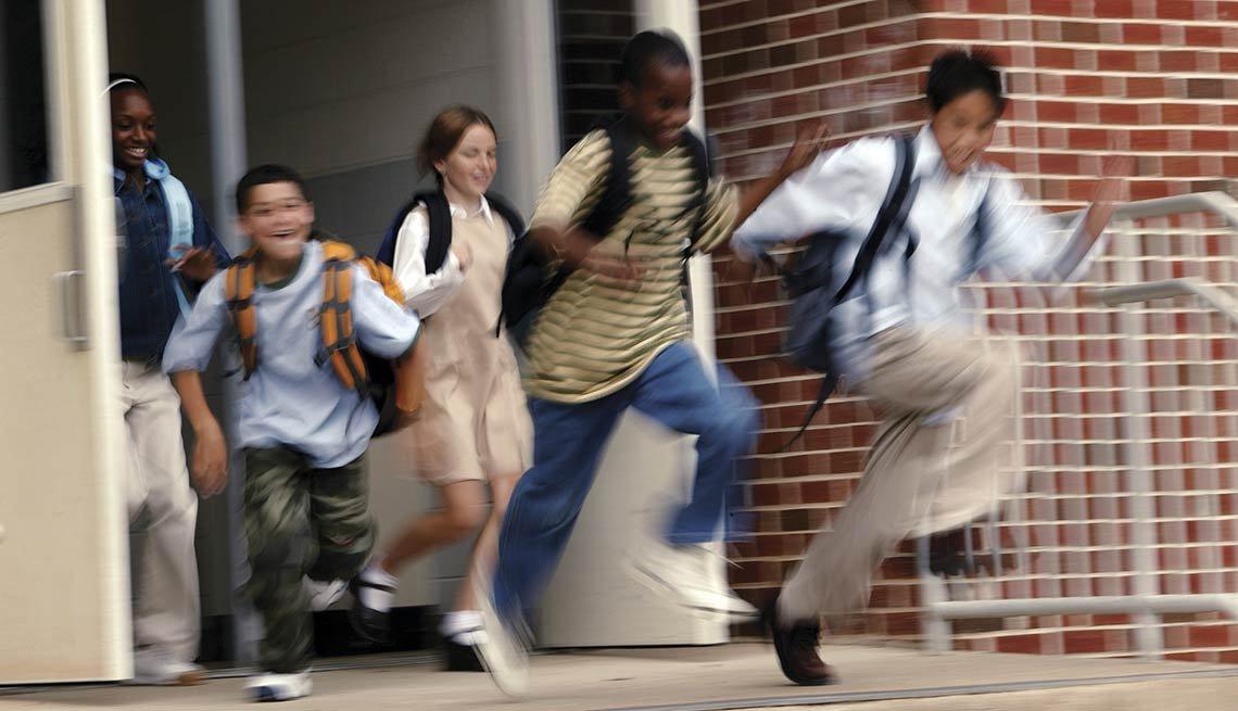 Activities That Harm Hearing Elementary School Kids