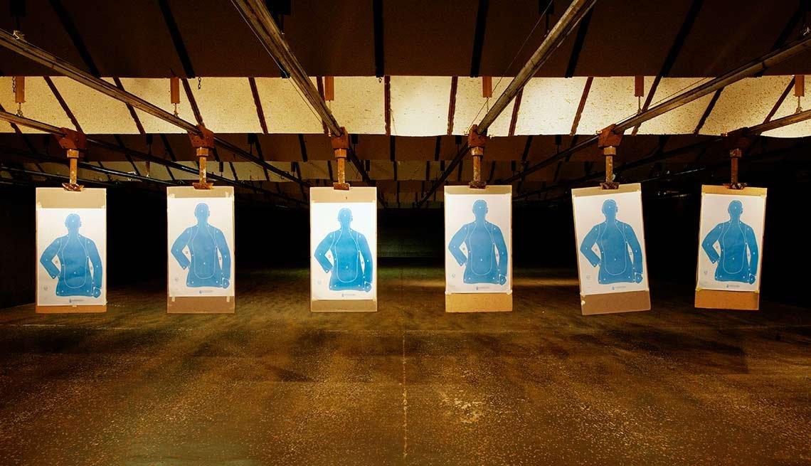 Activities Harm Hearing Noise Gun Range