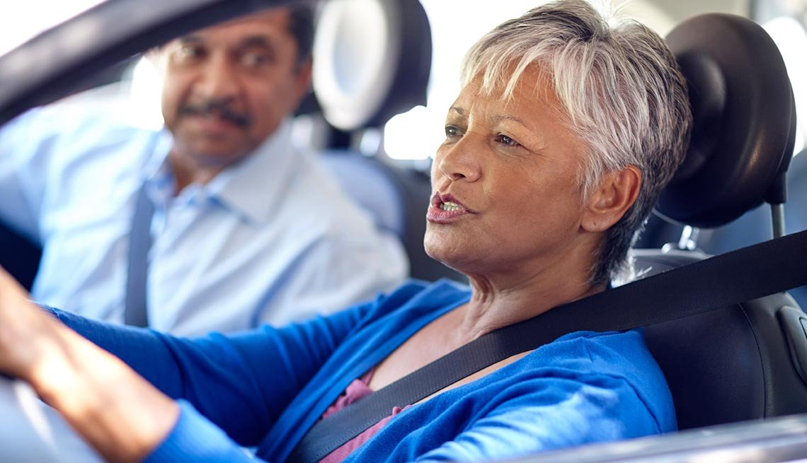 Safe Driving With Hearing Loss