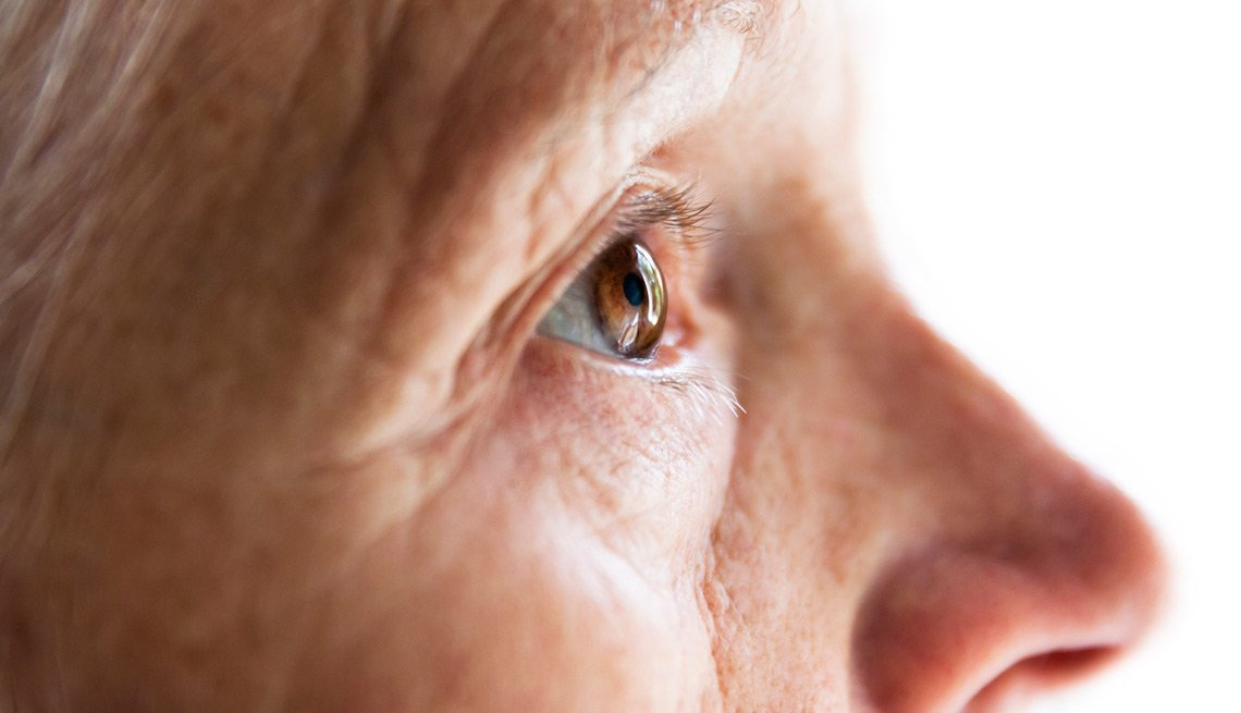 Smell and Eye Tests for Alzheimer's